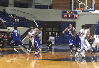 Illustration for article titled Tennessee State Finishes Game With Only Four Players On The Court