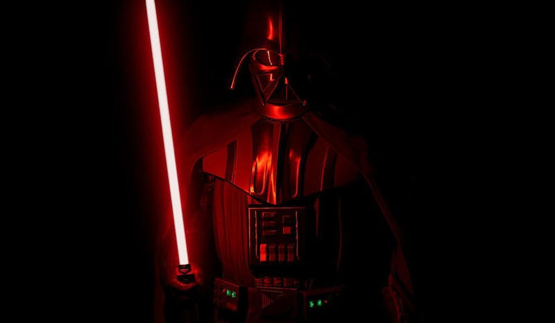 Darth Vader in a scene from Vader immortal. This is from the trailer which was footage of the upcoming Rift Version