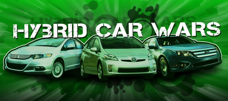Illustration for article titled New Prius Vs. Fusion Hybrid Vs. Honda Insight: Which Hybrid Should You Buy?