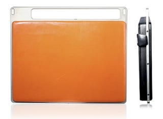 Illustration for article titled Orbino Aria MackBook Air Case: Was Rumorware, Now Real, Luxurious