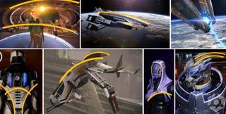Illustration for article titled Esta es la forma que está presente en todo el diseño de Mass Effect