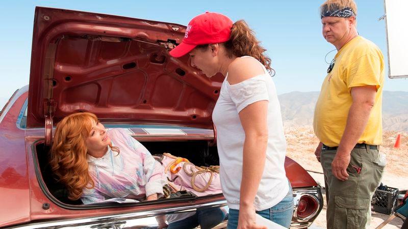 "Illustration for article titled The Comeback: ""Valerie Cooks In The Desert"""