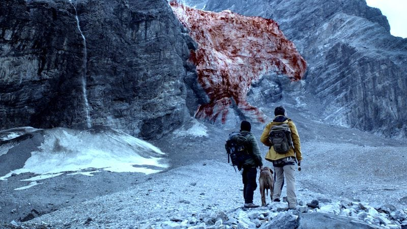 Illustration for article titled Blood Glacier is a solid B-monster movie, nothing more or less