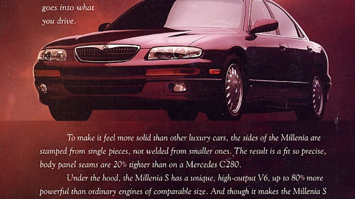 Forgotten Cars The Mazda Millenia And Mazdas Other Engine Producing More Power How Car Engines Work Howstuffworks
