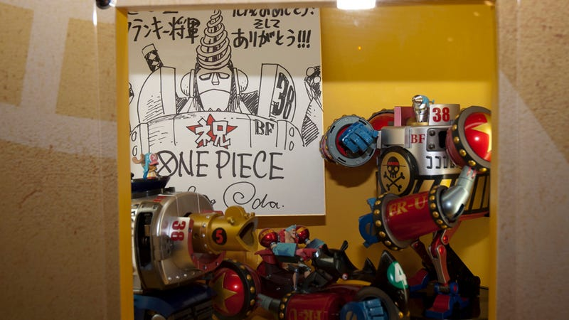 Illustration for article titled Look at Awesome Japanese Toys from Jump Festa. Look at Them!