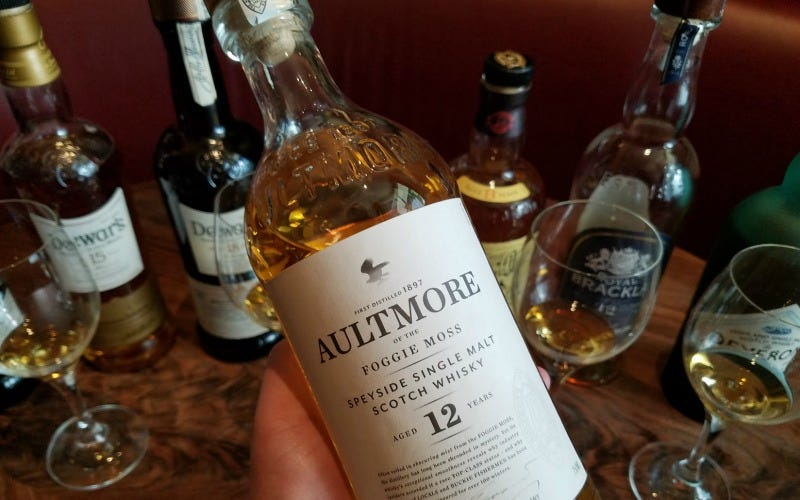 Scientists Prove Adding Water To Whisky Makes It Taste Better