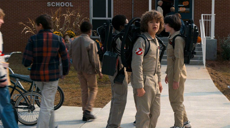 Illustration for article titled The First Footage From Stranger Things Season 2 Is Perfect; Premieres Halloween