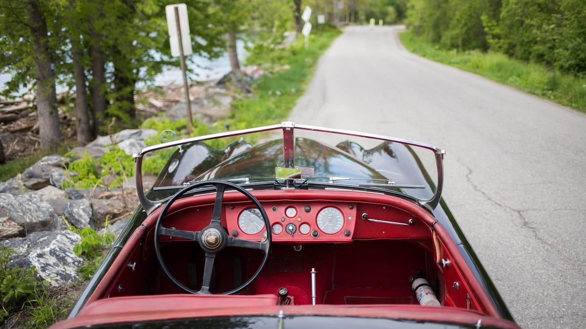 The 1956 Jaguar Xk140 Roadster Was Toughest Car Ive Ever Driven 1950s S