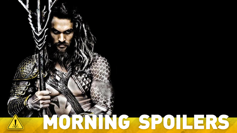 Illustration for article titled Has The Villain Of The AquamanMovie Been Revealed?