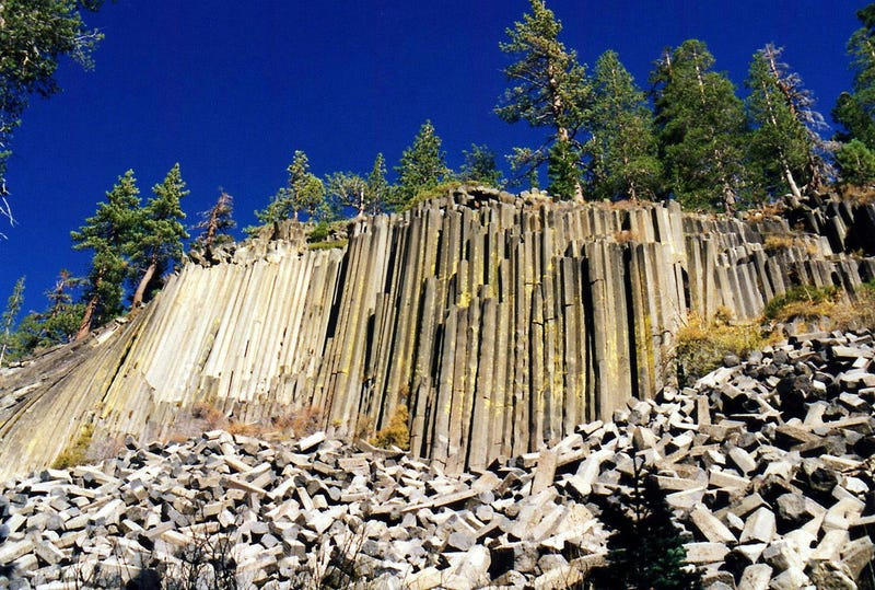 Illustration for article titled Call to Post, Devil's Postpile Edition