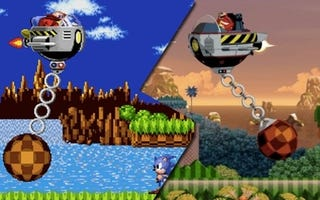 Illustration for article titled A Visual Guide To Sonic 4: Episode I