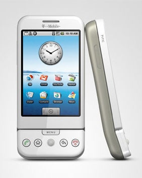 t mobile g1 android firmware update 1 1 now available rh gizmodo com Android 2 Phone Android HTC Phones T-Mobile Shop