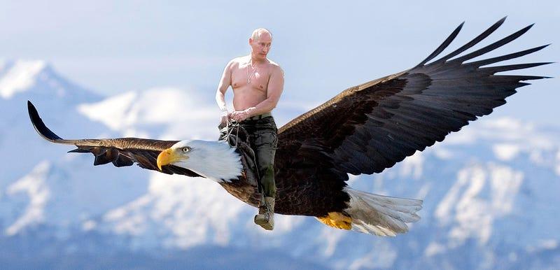 "Illustration for article titled Rusia declara ilegales los memes ""inapropiados"" con personajes famosos"