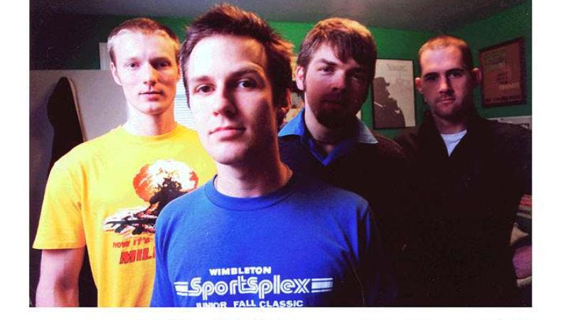 Illustration for article titled The Dismemberment Plan to reunite for East Coast tour, issue Emergency & I on vinyl