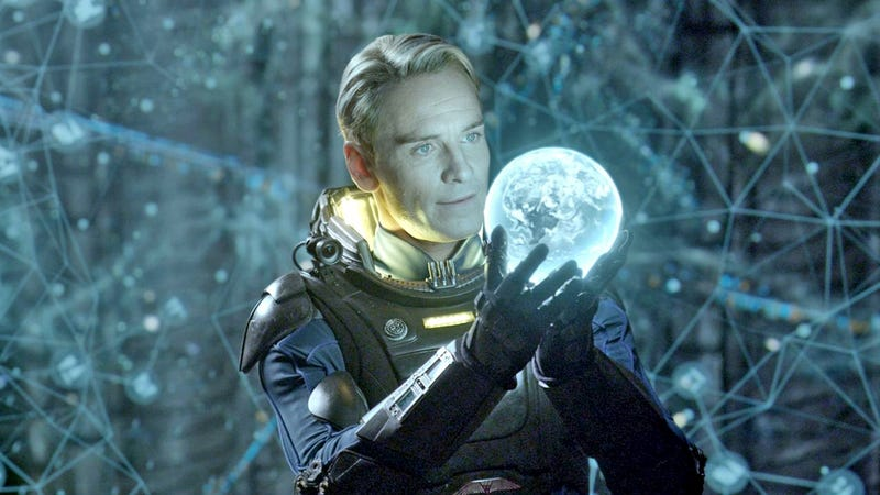 Illustration for article titled Prometheus 2 Could Feature A Lot More Michael Fassbender. A Lot.