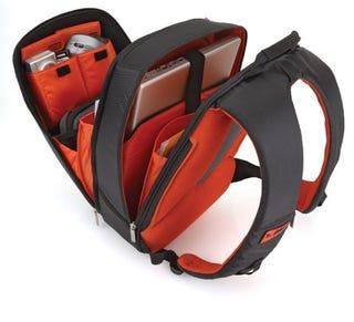 Illustration for article titled Logitech Unveils Kinetik Backpack and Briefcase for Laptops