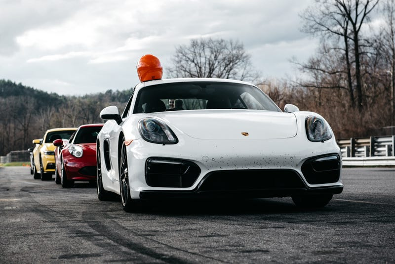 porsche cayman gts a greatest hits album of performance excellence