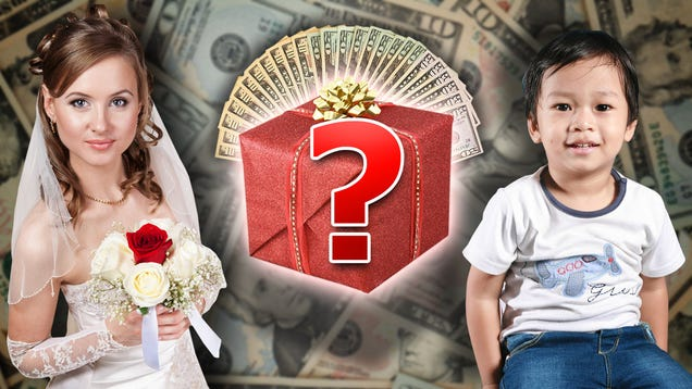 Appropriate Amount To Spend On A Wedding Gift: How Much Money Should I Spend On Gifts For Different