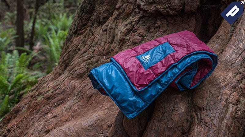 Illustration for article titled Take 50% Off This Packable, Lightweight Blanket From Kawartha ($45)