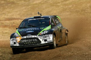 Illustration for article titled Ken Block 100 Acre Woods Rally: Rally Photos