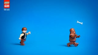 Illustration for article titled Lego Star Wars in Everyday Life