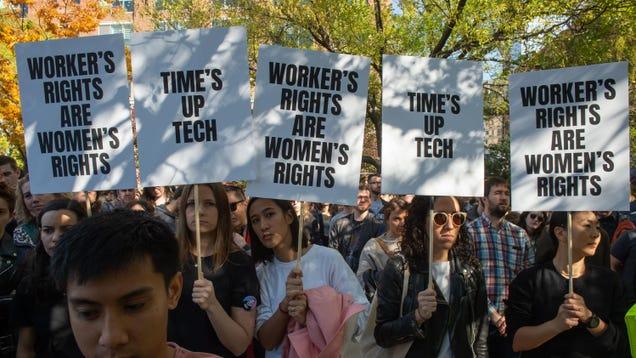 Alphabet Settles Major Sexual Harassment Lawsuit