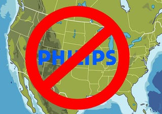 Illustration for article titled Philips Won't Sell TVs in North America Anymore
