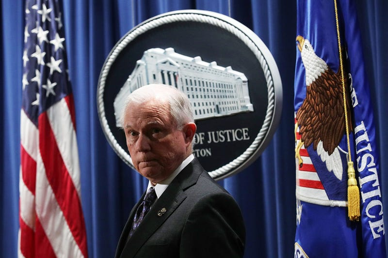 Illustration for article titled Attorney General Jeff Sessions Just Launched an *Insert Racist Dog Whistle* Christian Task Force