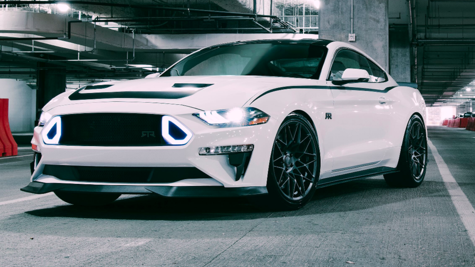 Ford Dealers Will Soon Sell A 700+ Horsepower RTR Mustang With A Warranty
