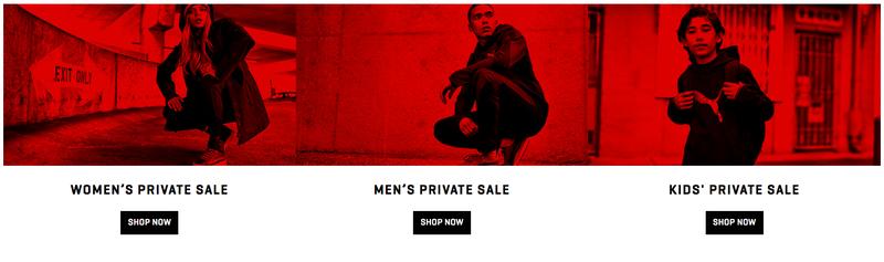 Private Sale | PUMA