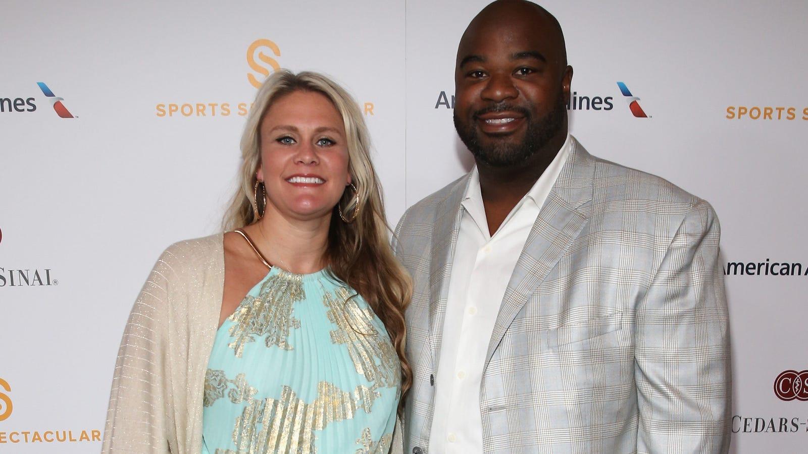 Albert Haynesworth Accuses Ex Girlfriend Brittany Jackson