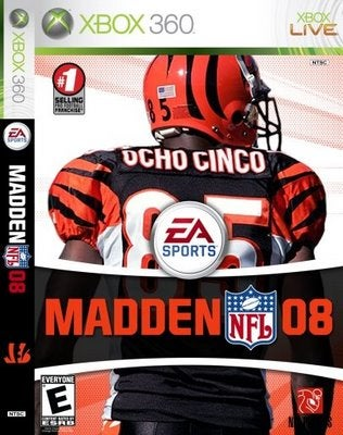 """Illustration for article titled Chad Ocho Cinco Wishes to be Called """"The Black Mexican"""" on Xbox Live"""