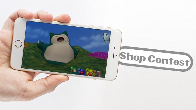 Illustration for article titled Kotaku 'Shop Contest: Nintendo Mobile