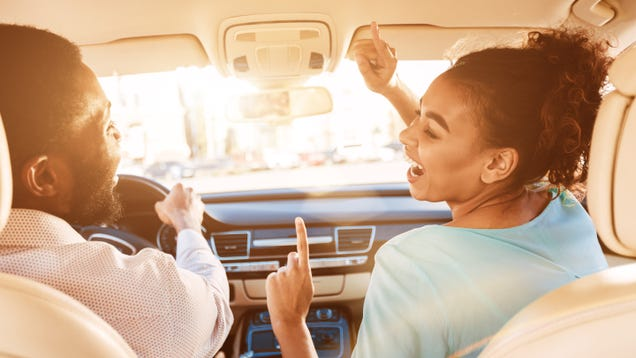 How to Use Music to Make Your Drive Better, According to Science