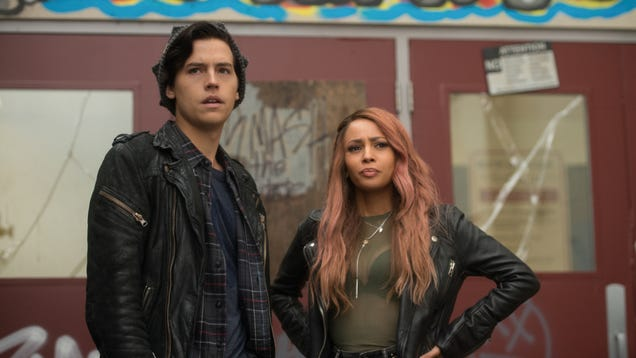 Riverdale returns with a high school crisis and more ginger-haired intrigue