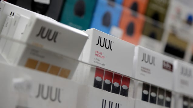 photo image The Great Final Battle Over Your Juul Has Begun
