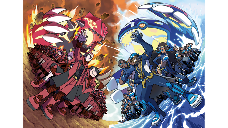 Pok 233 Mon Omega Ruby Versus Pok 233 Mon Alpha Sapphire Which To Buy
