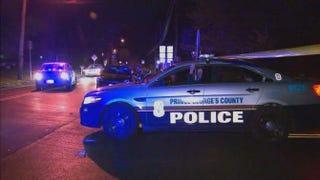 Prince George's County, Md., police carFox 5 DC