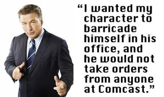 Illustration for article titled How 30 Rock's Jack Donaghy Feels About Comcast Swallowing NBC