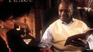 Illustration for article titled Herman Cain & Wife Share Heartwarming Christmas Message
