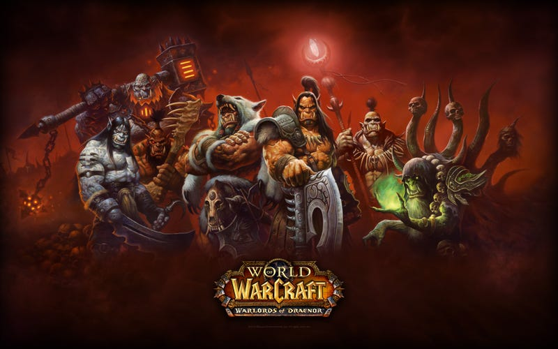 Illustration for article titled Warlords of Draenor: First Impressions From 100