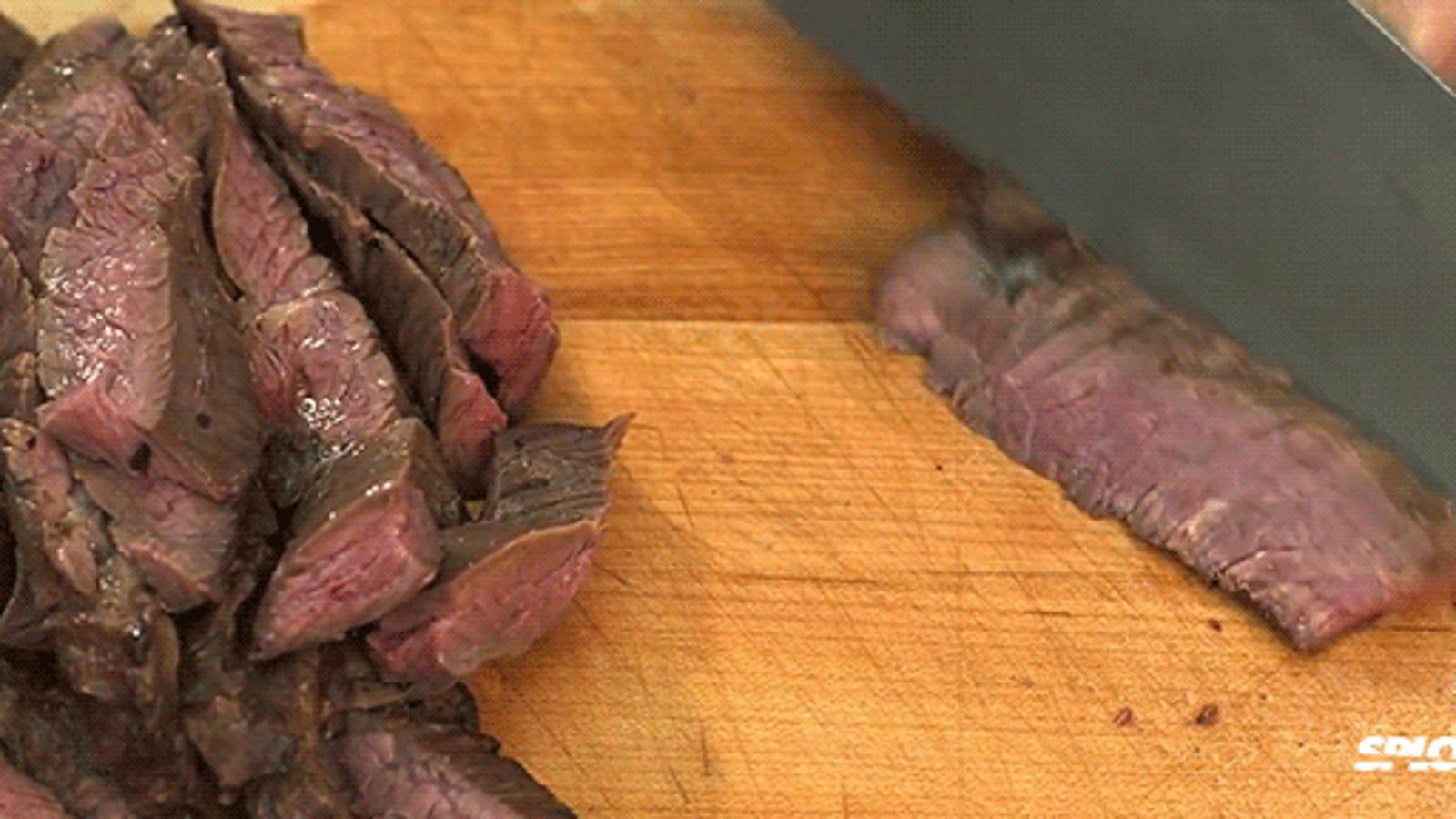Science: It's better to cook a frozen steak than a thawed steak