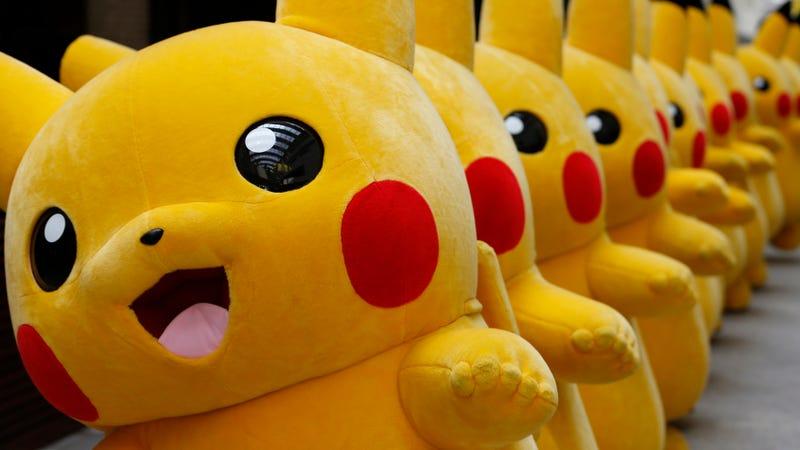 Pikachu es una de las tendencias para este año tras el éxito de Pokémon Go. Imagen: Shizuo Kambayashi / AP