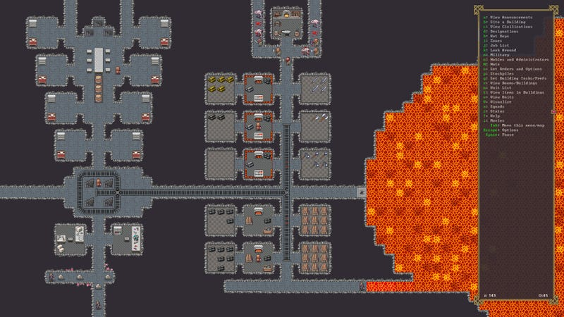 Illustration for article titled Dwarf Fortress Is Coming To Steam Because Its Developer Needs Healthcare