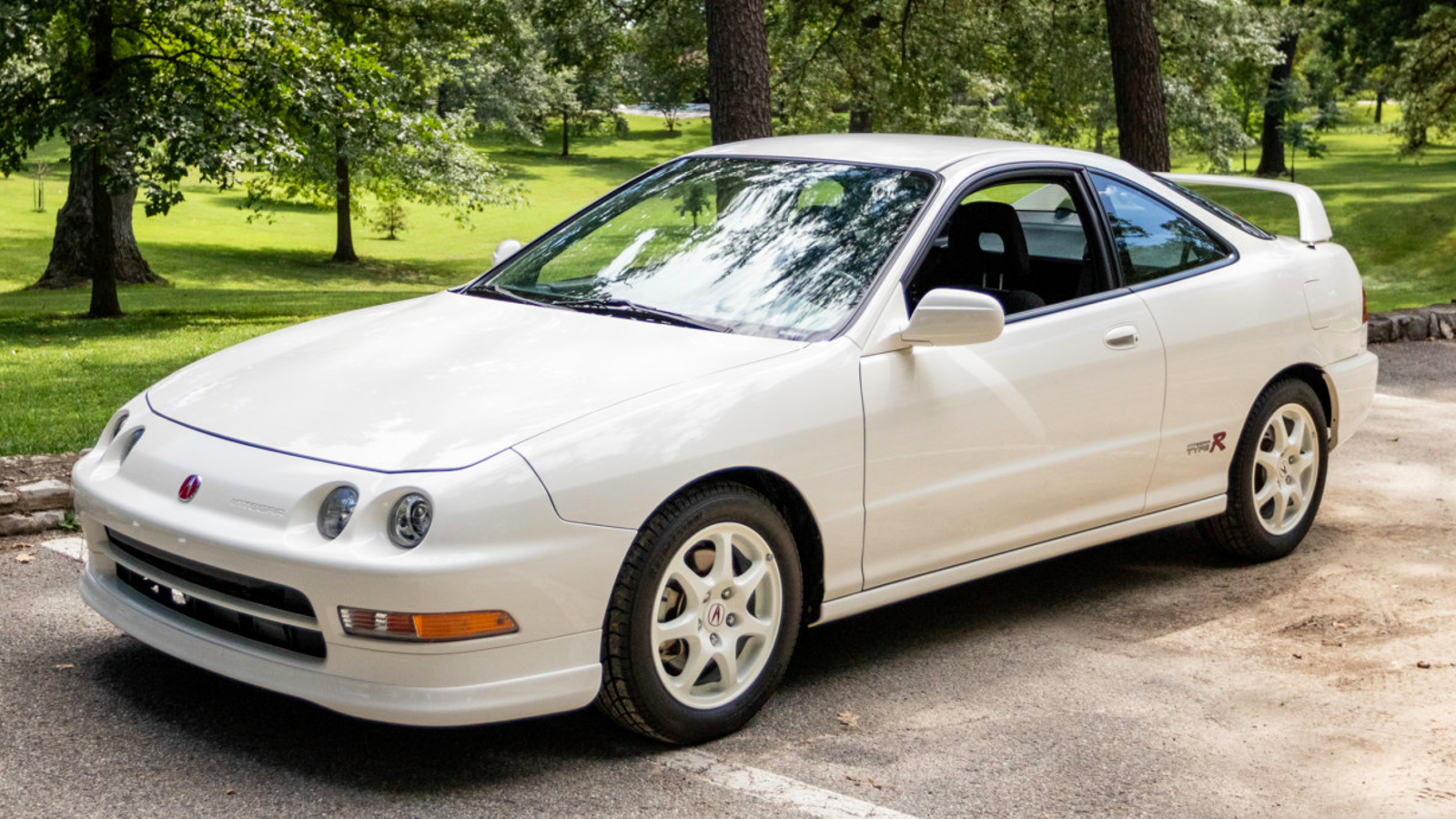 This 1997 Acura Integra Type R Just Sold For A Whopping