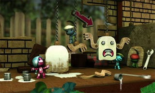 Illustration for article titled LittleBigPlanet Beta Coming This Month