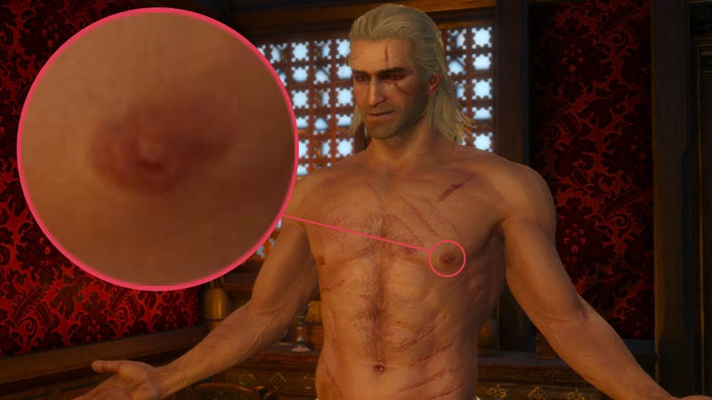 Witcher nipples pics — img 15