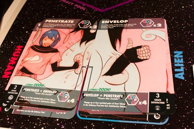 Sex Games Cards 3