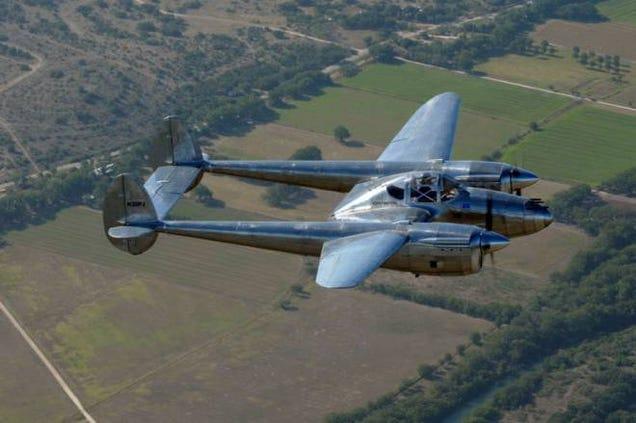 81-Year-Old Builds Replica World War II Fighter, Flies ...