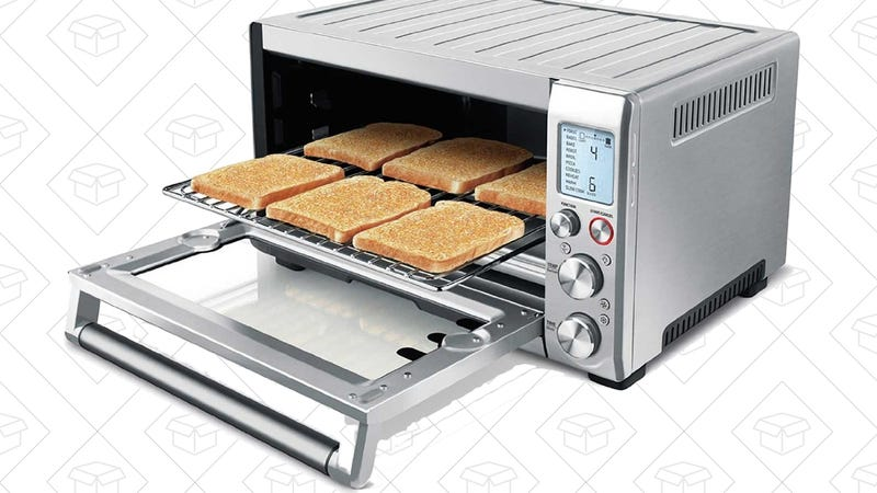 Breville Smart Oven, $216 with code SAVEONSMALLS